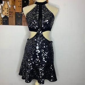 SP EXPRESS sequin dress